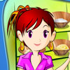 Кухня Сары: Печеньки
