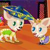 Игра для девочек Собачки на Празднике бесплатно онлайн