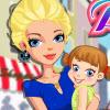 Игра для девочек Стильная Мама бесплатно онлайн