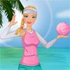 Игра для девочек Барби на Пляже бесплатно онлайн