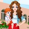 Игра для девочек Принцесса и Маленький Принц бесплатно онлайн