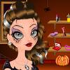 Игра для девочек Макияж на Хэллоуин бесплатно онлайн