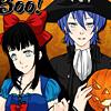 Игра для девочек Аниме Хэллоуин бесплатно онлайн