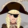 Игра для девочек Кавайная Пиратка бесплатно онлайн