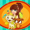 Игра для девочек Спа-Салон для Щенков бесплатно онлайн