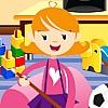Игра для девочек Субботняя Уборка бесплатно онлайн