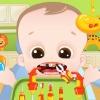Игра для девочек Лечим Зубки бесплатно онлайн
