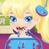 Игра для девочек Полли у Стоматолога бесплатно онлайн