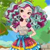 Игра для девочек Весенняя Красотка бесплатно онлайн