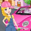 Игра для девочек Клёвая Автомойка бесплатно онлайн