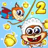 Игра для девочек Отважный Бурундучок бесплатно онлайн