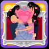 Игра для девочек Сладкие Поцелуйчики бесплатно онлайн