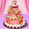 Игра для девочек Торт на Свадьбу бесплатно онлайн