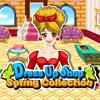 Игра для девочек Весенний Бутик бесплатно онлайн