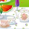 Игра для девочек Чайные Посиделки бесплатно онлайн