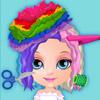Игра для девочек Цветные Волосы бесплатно онлайн