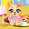 Игра для девочек Домик Кошечки бесплатно онлайн