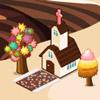 Игра для девочек Шоколадный Городок бесплатно онлайн