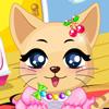 Игра для девочек Домик Кисы бесплатно онлайн
