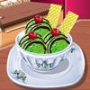 Игра для девочек Морожка с Зелёным Чаем бесплатно онлайн