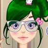 Игра для девочек Стиль с Очками бесплатно онлайн