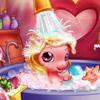 Игра для девочек Купаем Пони бесплатно онлайн