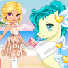 Игра для девочек Твой Летний Пони бесплатно онлайн