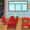Игра для девочек Ремонт в Школе бесплатно онлайн