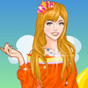 Игра для девочек Весенний Стиль бесплатно онлайн