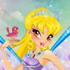 Игра для девочек Весенние Винкс бесплатно онлайн