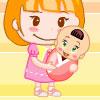Игра для девочек Заботливая Няня бесплатно онлайн