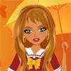 Игра для девочек Осенний Дождик бесплатно онлайн